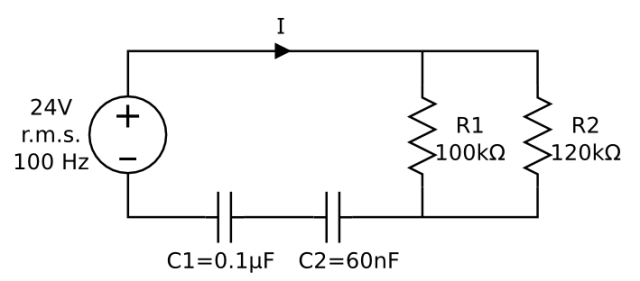 power factor vector diagram